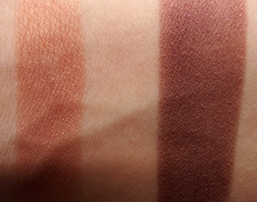 photo of swatches