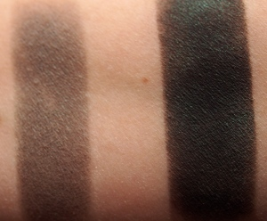 swatches on arm