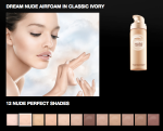 Image of Maybelline Dream Foam Foundation
