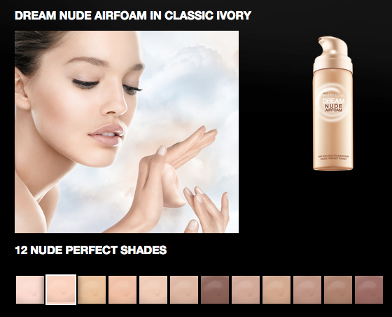 Image of Maybelline Airfoam Foundation